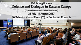 Defence and Dialogue in Eastern Europe - deadline: 15 MAI 2017