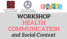 Workshop româno-american Health Communication and Social Context