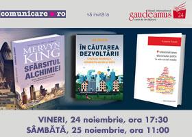 Editura Comunicare.ro la Gaudeamus 2017