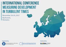 Measuring Development in Turbulent Times, Bucuresti, 28-29 noiembrie