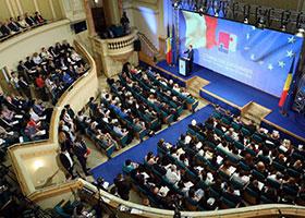 """Conferința """"Consultări cetățenești pentru viitorul Uniunii Europene""""-TNB, 8.10 a.c."""