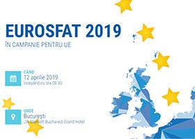 Voluntar EUROSFAT 2019 – Forumul anual de afaceri europene