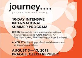 Școala de Vară de Jurnalism | Praga, 3-13 august 2019