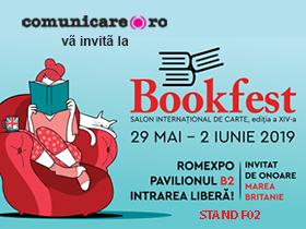Editura comunicare.ro la Bookfest 2019